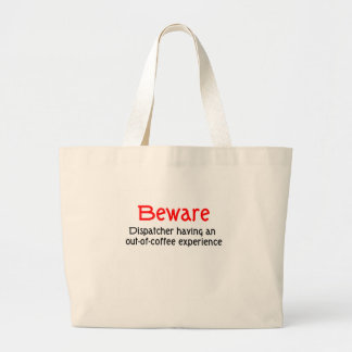 Fire Dispatcher Tote Bag