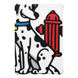 Fire Dog Case For The iPad Mini