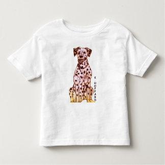 Fire Dog Toddler T-shirt