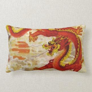 Fire Dragon American MoJo Pillows