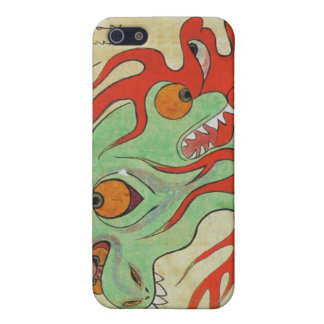 Fire Dragon Covers For iPhone 5