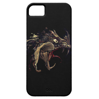 Fire Dragon Enamel Art iPhone SE/5/5s Case