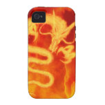 Fire Dragon iPhone 4 Cases