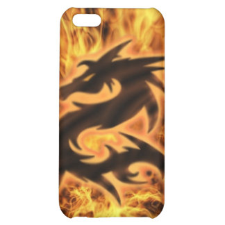 Fire Dragon iPhone 5C Cases
