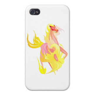 fire dragon iPhone 4/4S cover