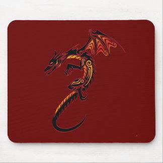 Fire Dragon Mouse Mats