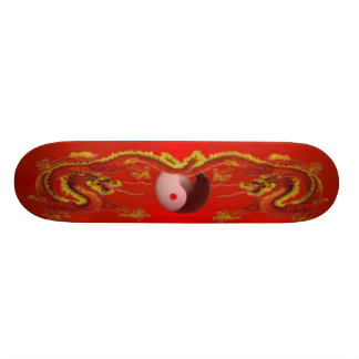 Fire Dragon Skateboard
