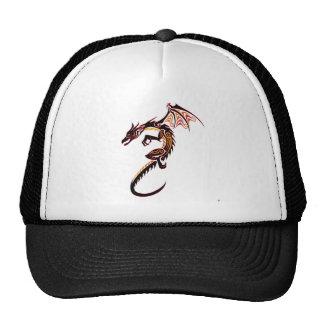 Fire Dragon Trucker Hat