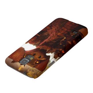 Fire Dragoon - Catalan Monster Galaxy S5 Case