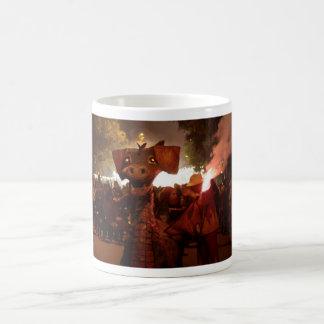 Fire Dragoon - Catalan Monster Coffee Mug