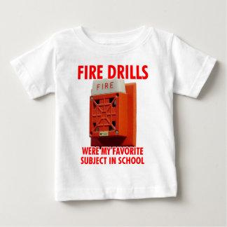 Fire Drills T Shirts