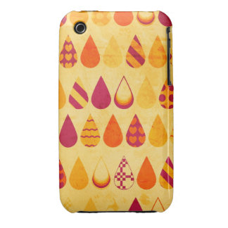 Fire Droplet Case-Mate iPhone 3 Cases