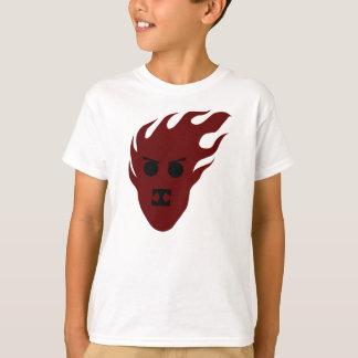 Fire Dude Kids Design T-shirt Tagless Comfort