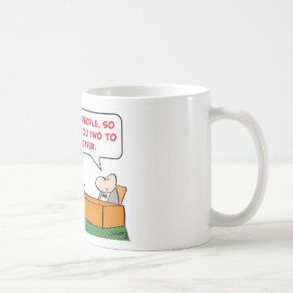 fire each other coffee mug