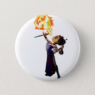 Fire Eater Button