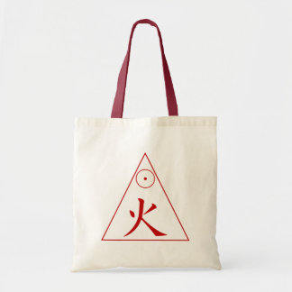 Fire Element Tote Bags