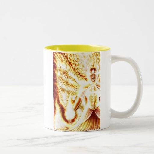Fire Elemental Mug by Nellis Eketorp