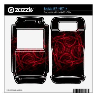 Fire Emblem Nokia E71x Decal