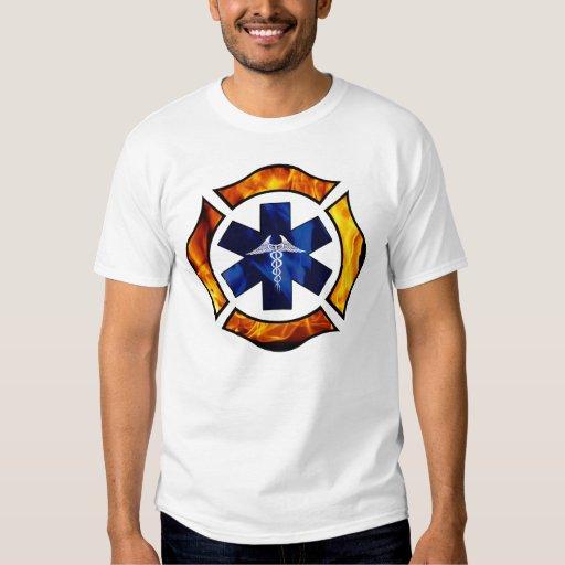 Fire-EMS T Shirts