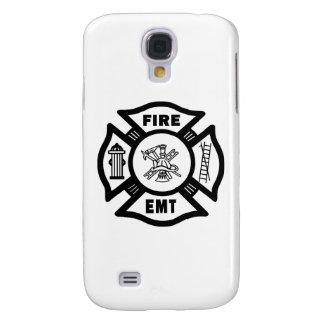 Fire EMT Samsung Galaxy S4 Cover