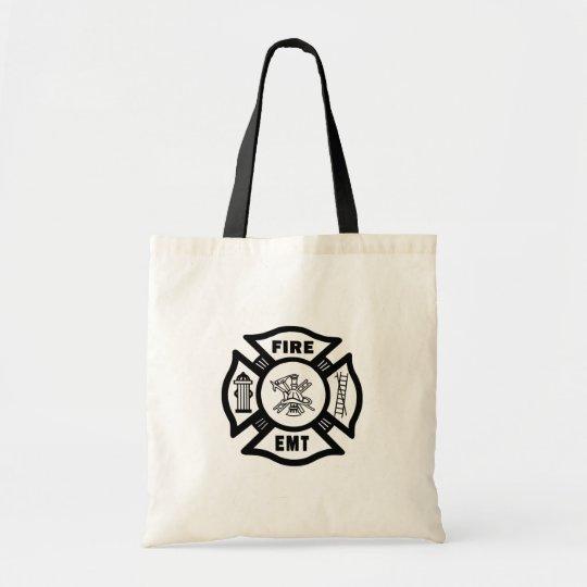 FIRE EMT TOTE BAG