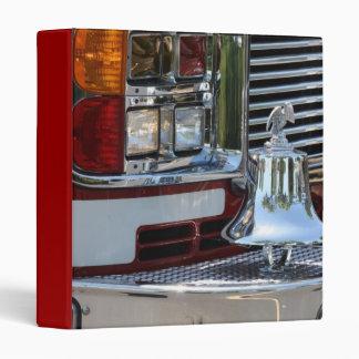 Fire engine binder