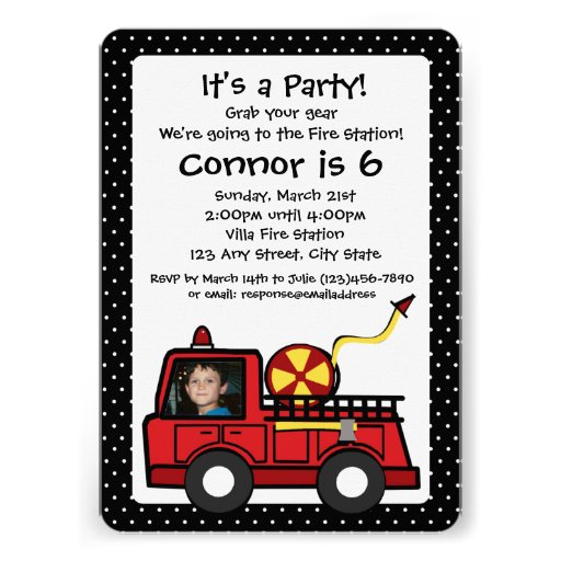 Snap Truck Driver Cards Photo Card Templates Invitations More