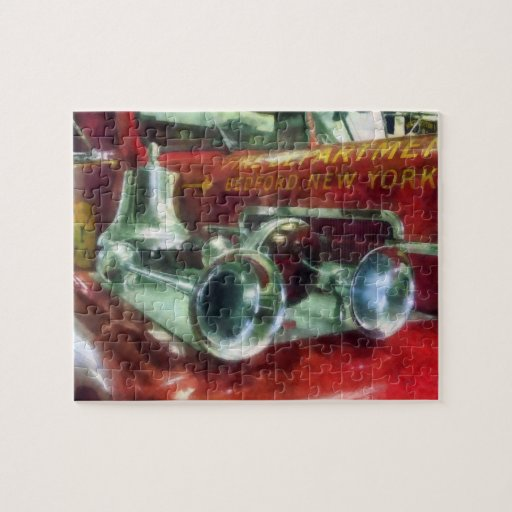 Fire Engine Horns and Bell Puzzle