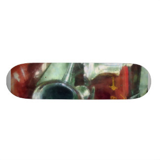 Fire Engine Horns and Bell Skate Boards