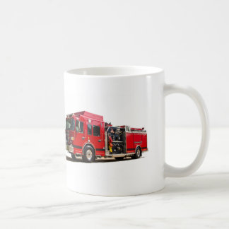 Fire Engine image for Classic-White-Mug Coffee Mug