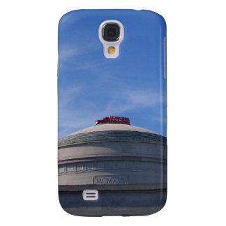 Fire Engine on top of building Galaxy S4 Covers