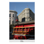 Fire Engine, San Francisco Posters
