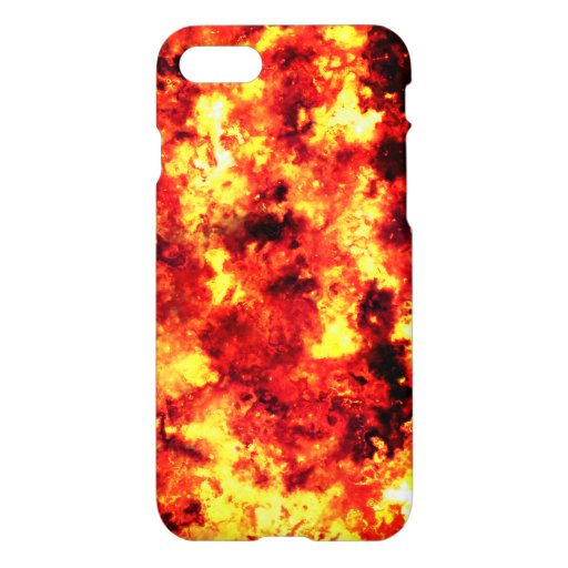 Fire Explosion iPhone 8/7 Case