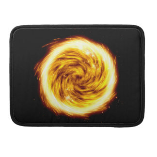 Fire explosion sleeve for MacBook pro