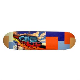 Fire express skate boards