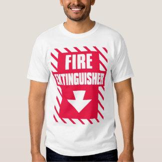 Fire Extinguish T-Shirt