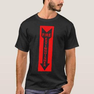 Fire Extinguisher (dark) T-Shirt