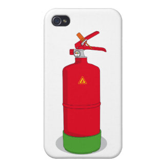 Fire extinguisher iPhone 4/4S cover