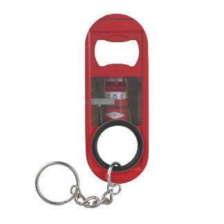 Fire Extinguisher Keychain Bottle Opener