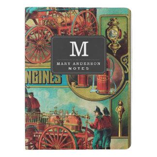 Fire Extinguisher MFG Co. Extra Large Moleskine Notebook
