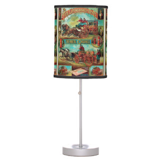 Fire Extinguisher MFG Co. Table Lamp