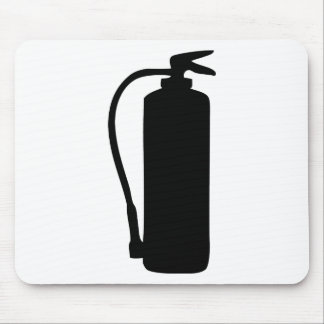 fire extinguisher mouse mats