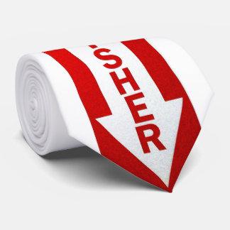 Fire extinguisher  tie
