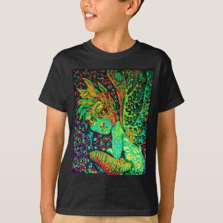 Fire Fae Kids T T-Shirt