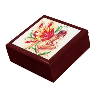 Fire Faerie Gift Box