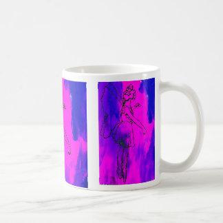 """Fire Fairy""  CricketDiane Art & Design Coffee Mug"