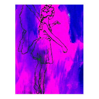 """Fire Fairy""  CricketDiane Art & Design Postcard"