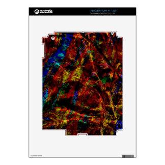 Fire Fall iPad 2 Skins
