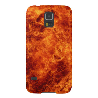 Fire – Feel the Heat Galaxy S5 Cover