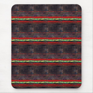 """Fire Fight"" Tiled Image Abstract Design Mousepad"